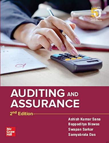 Auditing and Assurance, (Calcutta University)