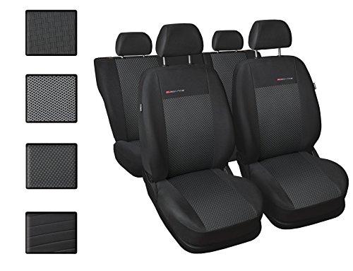 Sitzbezüge Sitzbezug Schonbezüge für Subaru Forester Vordersitze Elegance P2