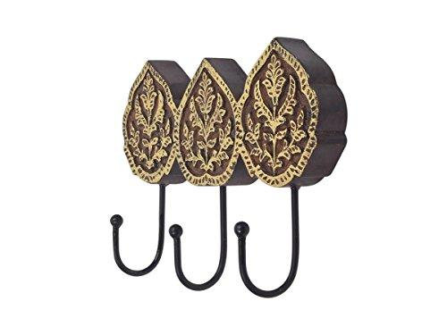 nuovo-anno-i-regali-mano-metallo-3-pioli-di-legno-rettangolare-muro-chiave-montato-porta-gancio-dei-