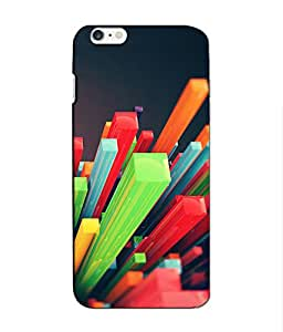 3D instyler DIGITAL PRINTED BACK COVER FOR APPLE I PHONE 6 PLUS