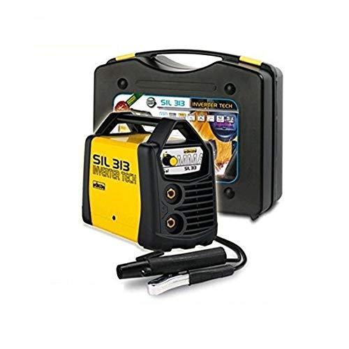 Saldatrice INVERTER ad elettrodo 130 Amp con valigetta e accessori Deca -...