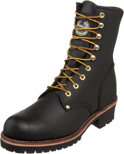 Georgia Boot Men's Logger 8