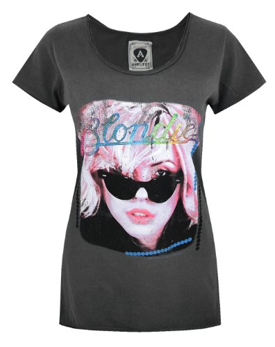 Amplified Blondie Diamante Tee