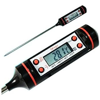 Lcd Digital Probe Food Thermometer Temperature Catering