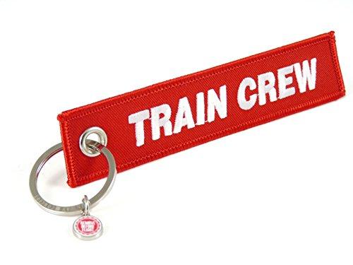 Schlüsselanhänger - TRAIN CREW -