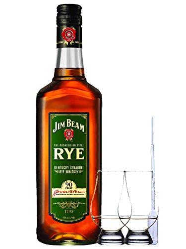 jim-beam-rye-yellow-label-bourbon-whiskey-07-liter-2-glencairn-glser-einwegpipette-1-stck