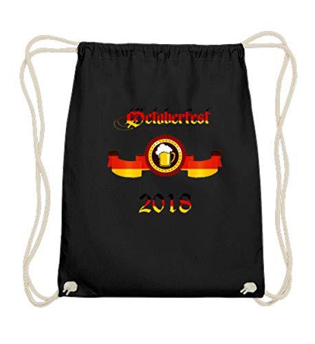 Oktoberfest 2018 München Bayern Zeltfest Outfit Bier Design Für Jung Und Alt - Baumwoll Gymsac