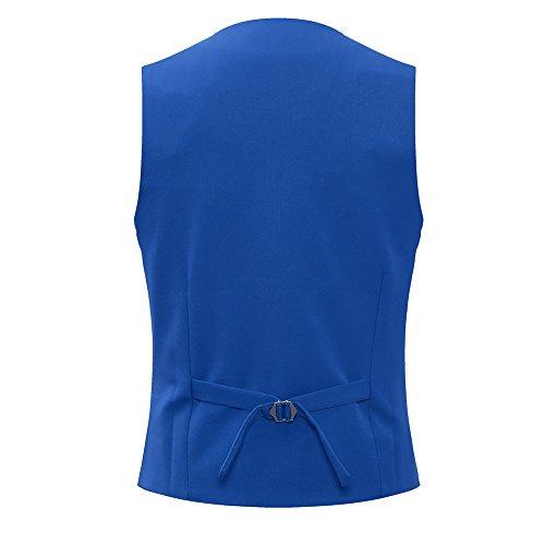 YOUTHUP Herren Anzug Blau