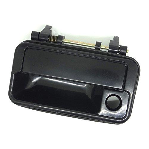 Conpus per metro Swift Geo esterno esterno maniglia driver FL anteriore sinistro nero nuovo 1989198919901991199219931994Suzuki Swift A738