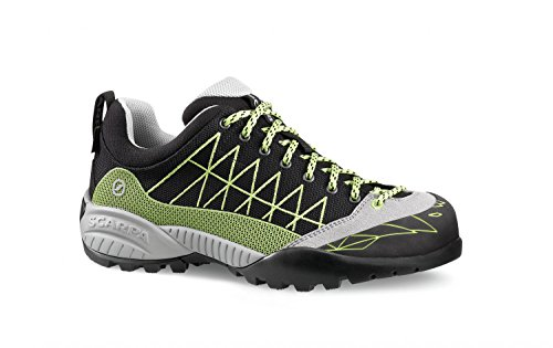 Scarpa Zen Lite GTX Women Black-Lime