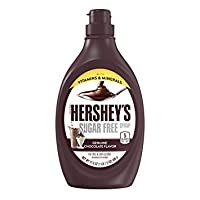 Hershey's Sugar Free Chocolate Syrup, 496g
