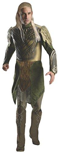 Deluxe Legolas Kostüm für Herren Gr. M-XL, Größe:L (Frodo Kostüm)