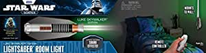 Star Wars Science Luke Skywalker Lightsaber Room Light