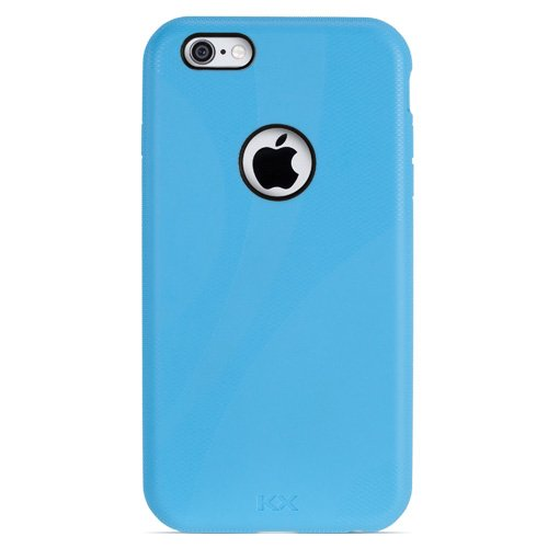 NewerTech NuGuard KX. Color: Blue. X-treme Protection for Your iPhone 6/6s Plus. Revolutionary X-Orbing gel technology absorbs, Evenly Distributes kinetic Energy to Protect your iPhone (Color Kinetics)