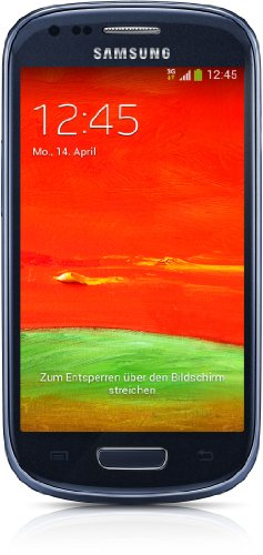 ni (GT-I8200) Smartphone (4 Zoll (10,2 cm) Touch-Display, 8 GB Speicher, Android 4.2) blau ()
