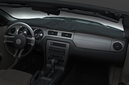 coverking-custom-fit-dashboard-cover-for-select-chevrolet-silverado-models-poly-carpet-black-by-cove