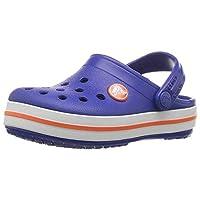 Crocs Crocband, Unisex Kids' Clogs & Mules, Blue (Cerulean Blue 4O5), 30/31 EU