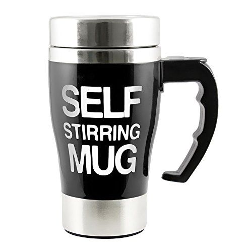 350ml portatile pigro miscelazione automatica tazza di tè misto tazza di caffè perfetto regalo casa ufficio