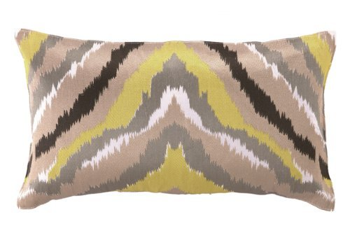 trina-turk-ikat-yellow-embroidered-decorative-pillow-20-by-12-inch-black-yellow-by-trina-turk