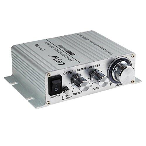 LEPY LP-VS3 25Wx2 amplificador + HiFi retrasaba protección