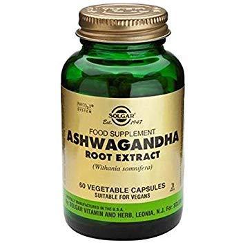 SFP Ashwagandha Root Extract 60 veg Kapseln (vegan) SO -