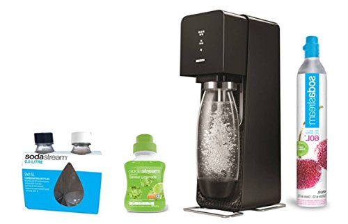 Sodastream SOURCE Machine à eau pétillante et soda...