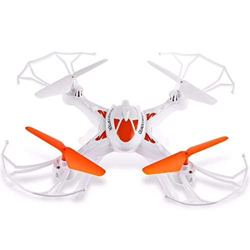SUPER TOY Professional Drone 360° Flip 2.4G Quadcopter Rc Helicopter Toy Without Camera ( Multicolor )