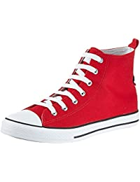 Klepe Men's Red Sneakers