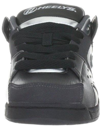 Heelys Sport, Sneaker Bambino Nero (Schwarz (Black/Gray))