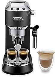 ماكينة تحضير قهوة اسبريسو ديلونجي ديديكا بامب، 1300 واط لون اسود، EC685.BK