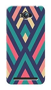HACHI Premium Printed Cool Case Mobile Cover for Asus Zenfone Max ZC550KL