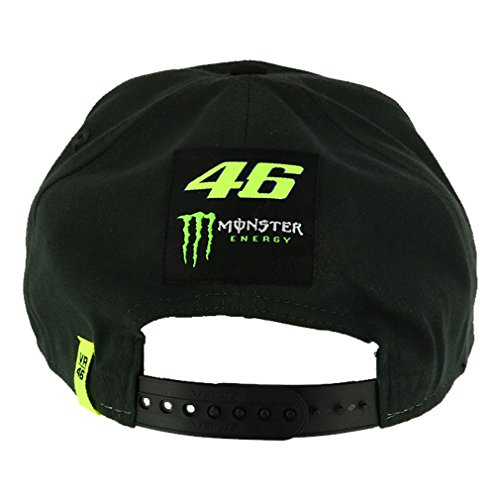 Imagen de valentino rossi vr46 moto gp monster energy dual flat peak  oficial 2018 alternativa