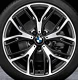 Original BMW Alufelge X4 F26 Y-Speiche 542 in 20 Zoll für hinten