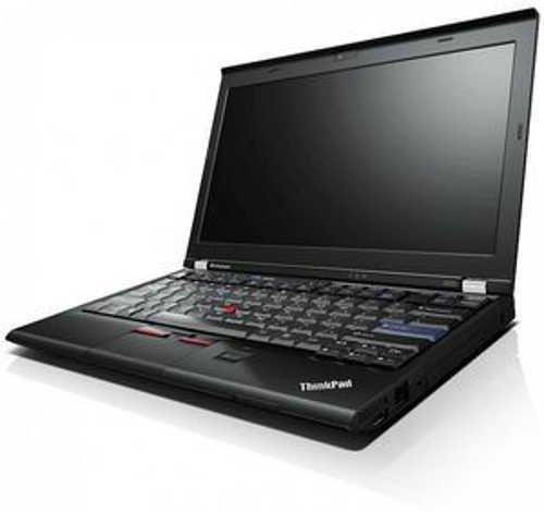 Lenovo Thinkpad X220 i5 2,5 8,0 12M 320 WLAN BL CR Win7Pro (Zertifiziert und Generalüberholt)