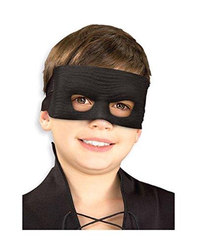 ndermaske (Original Zorro Kostüm)