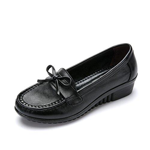 Asakuchi Damenschuhe/Mitte und alten Alter Damenschuhe/Mama und weiche Unterseite Schuhe/Damenschuhe C
