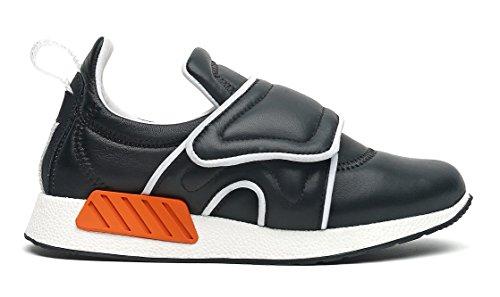 LOGAN Running, Sneakers basses femme Nero (2122)