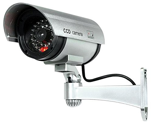 DEFENDER seguridad RL-027 ficticia con LED parpadeante [] (certificado personificación) 1