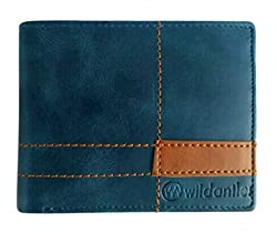 Wildantler promotional Blue Mens Wallets