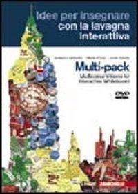 Multicolour Visions for interactive whiteboard. Multi-Pack. Con DVD. Per le Scuole superiori