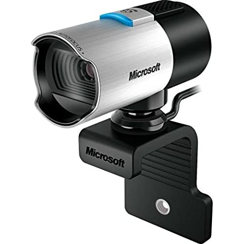 Microsoft Q2F-00003 LifeCam Studio - Webcam de alta definición
