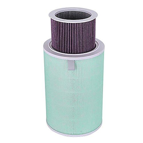 Taloyer Luftreiniger Filter für Xiaomi Luftreiniger Xiaomi Mi Luftreiniger 2blockierender pathogenen Bakterien Reinigung PM2.5Formaldehyd