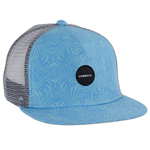 vooray-folium-foam-trucker-snapback-hat-cap-turquoise