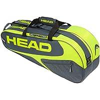 HEAD Unisex– Erwachsene Elite 6r Combi Tennistasche