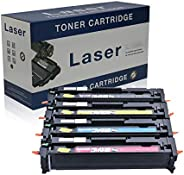 Compatible Toner Cartridges Replacement for Canon CRG-131 131H for Canon Color IMAGECLASS 624CW MF628CW 8210CN