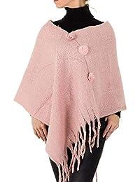Suchergebnis auf für: Bommel Pink Pullover