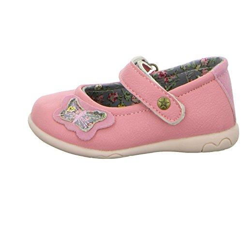 Tortuga AK88549 Mädchen Babyschuhe Kaltfutter Rot (Pink)