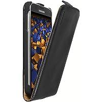 mumbi PREMIUM Leder Flip Case Samsung Galaxy S5 / S5 Neo Tasche