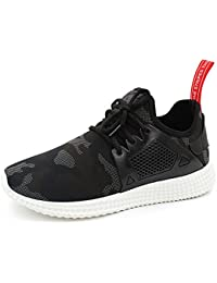 Juleya Zapatillas Deporte Hombre Zapatos de Entrenamiento Para Malla Respirable Zapatillas Aptitud Ligero