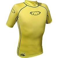 TWF color amarillo, talla UK: 8-9 años